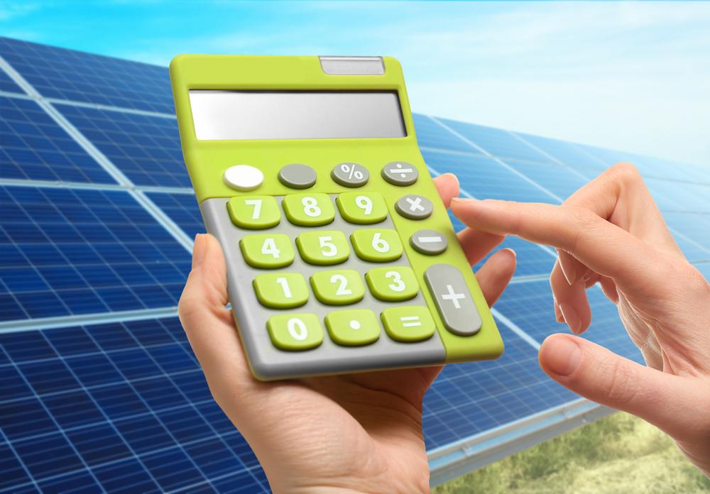 Solar Panel cost calculation